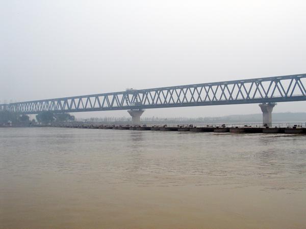 黄河铁路大桥
